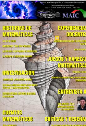 Revista de investigación Pensamiento matemático